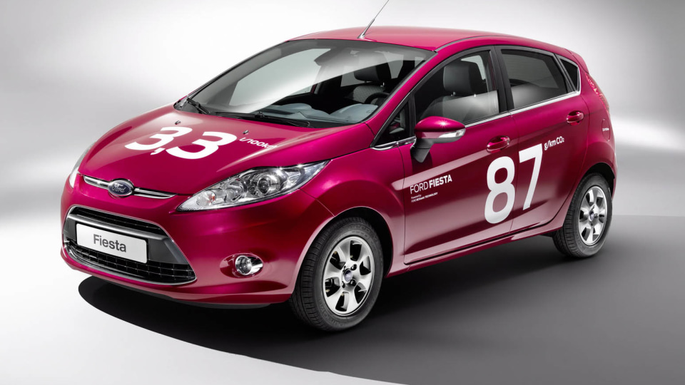 Ford's Fiesta ECOnetic Goes Greener, Staying On Other Side Of The Fence