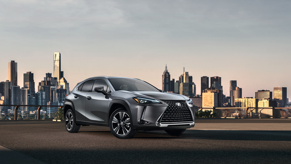 New Lexus UX confirmed for 2019 arrival