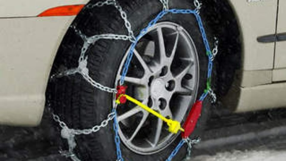 Q&A: Snow chains