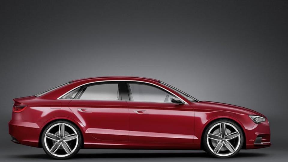 Audi's new A3 sedan