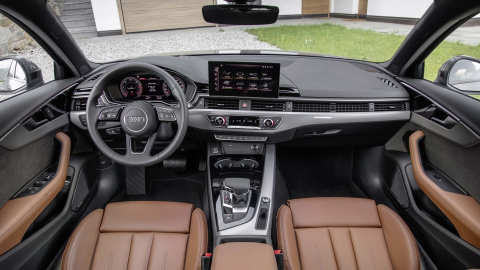 2020 Audi A4 review-2