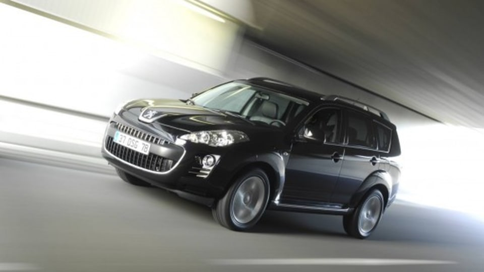 2010 Peugeot 4007 Launched In Australia