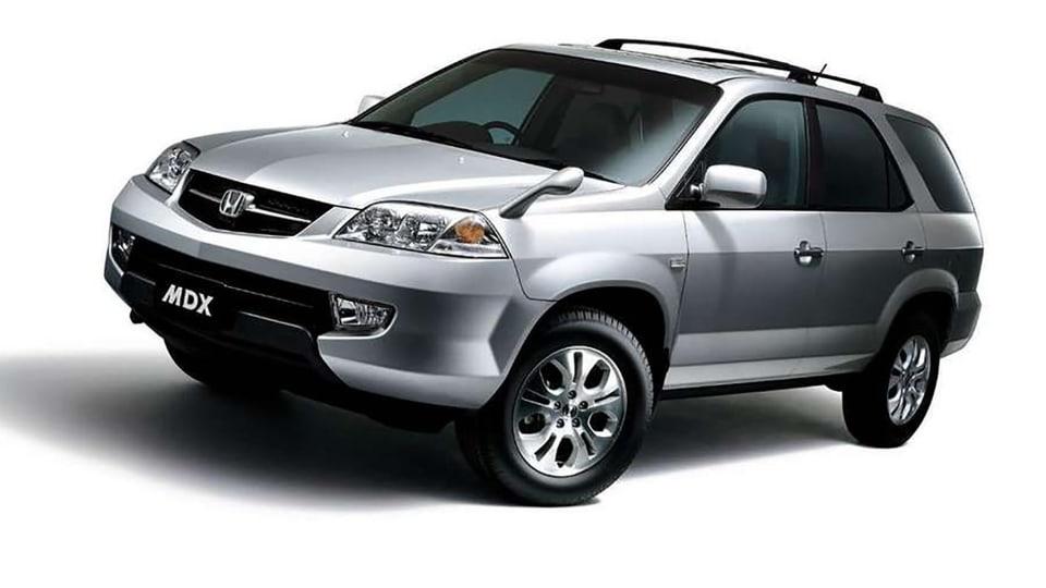 2003 Honda Accord, MDX recalled for Takata airbags