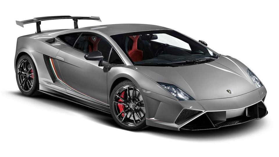 Lamborghini Gallardo LP 570-4 Squadra Corse Unveiled Ahead Of Frankfurt