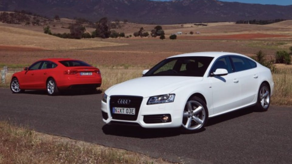 2010 Audi A5 Sportback Released In Australia