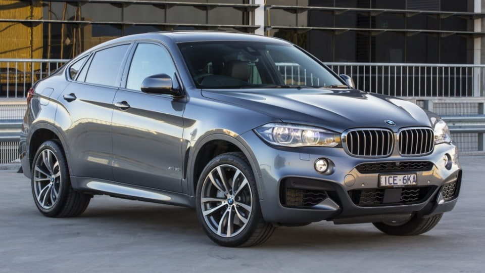 BMW's X6 is unique... for now.