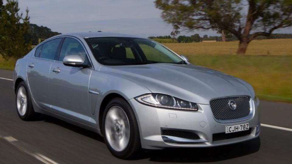 Jaguar XF 2.0.