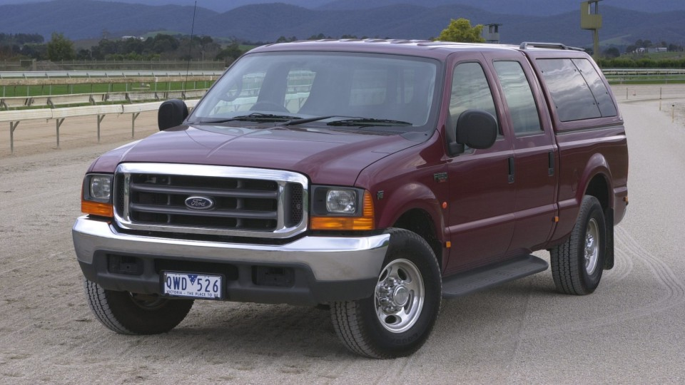 Ford F-250/F-350 2001 to 2006 used-car review-1