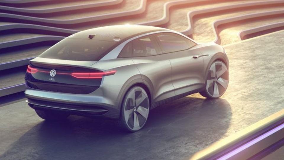 2017 Volkswagen I.D Crozz concept revealed