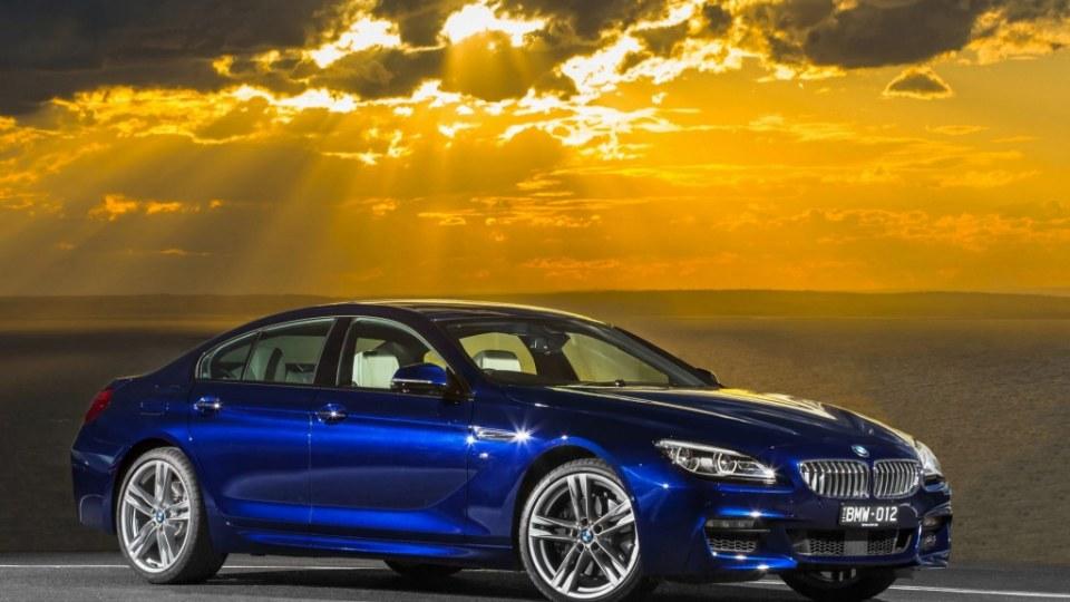 2015 BMW 6-Series features minor tweaks across the range