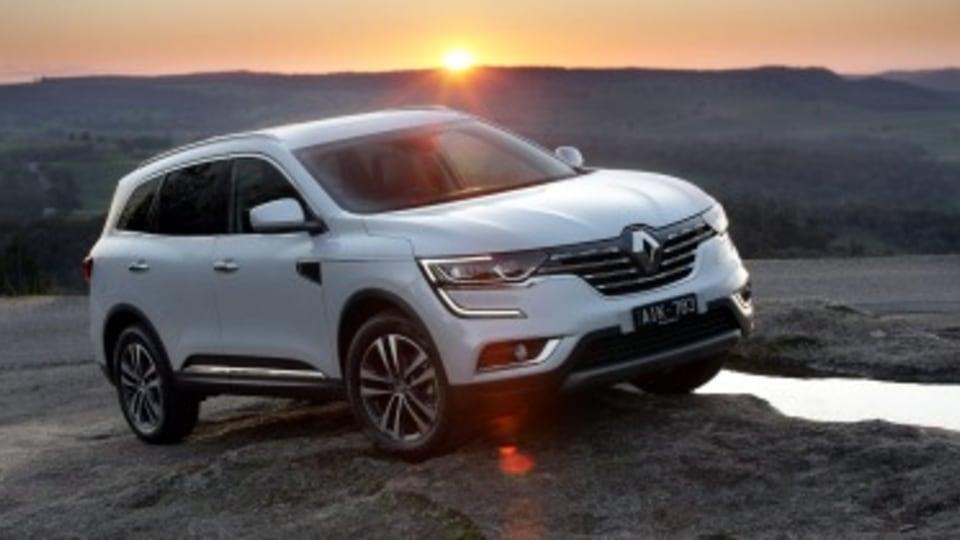2016 Renault Koleos Intens