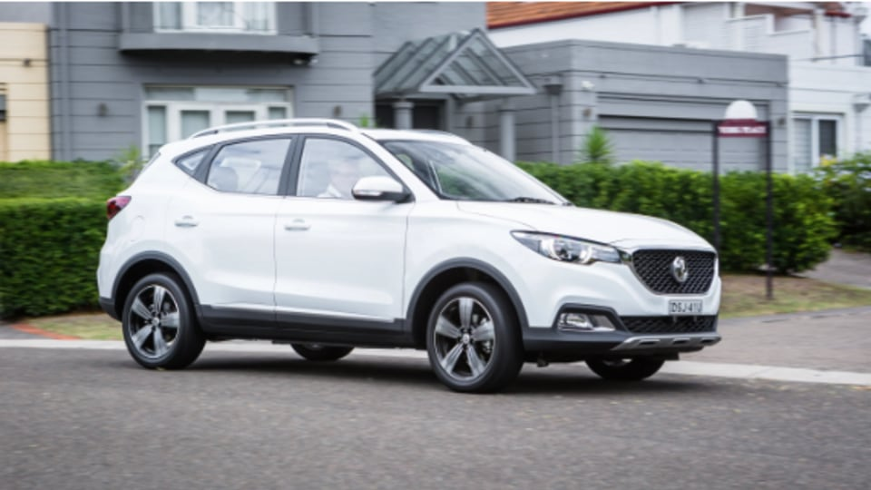 2020 MG ZS prices cut, becomes cheapest small SUV in Australia