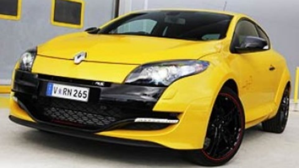 New car review: Renault Megane RS265 Trophy