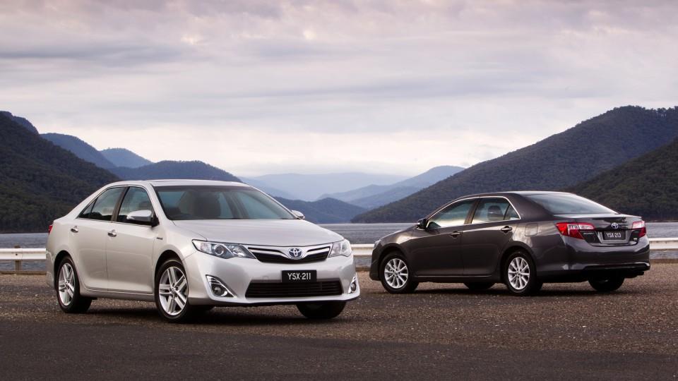 2011-2015 Toyota Camry