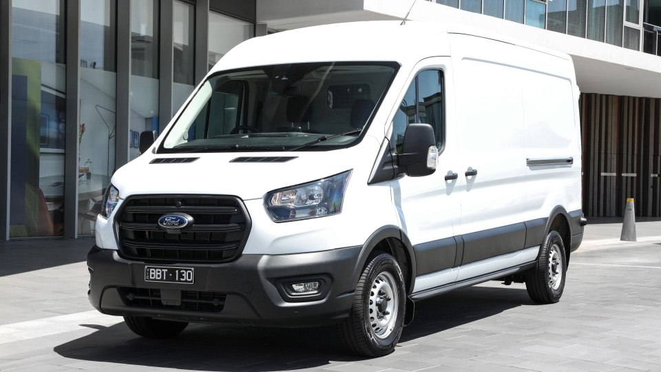2020 Ford Transit 350L review