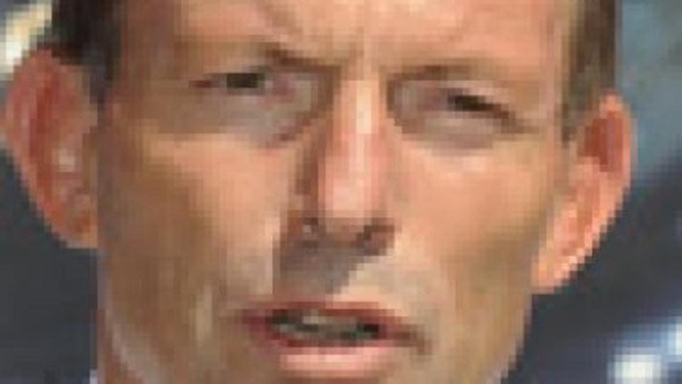 Abbott misses semi-trailer drama by seconds