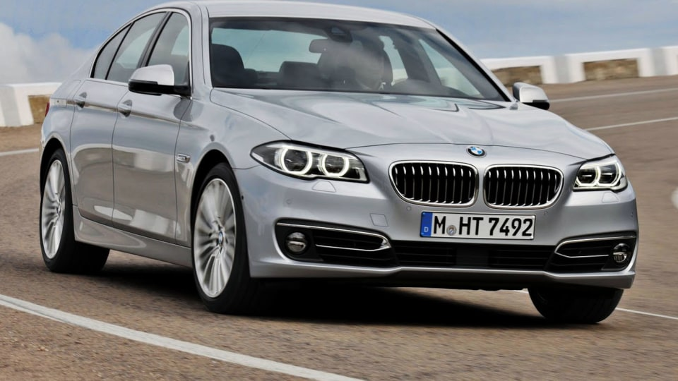 2014 BMW 5 Series On Sale In Australia Later This Year