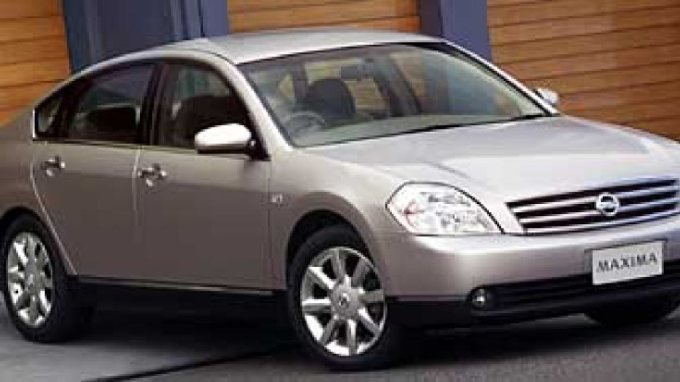 Nissan Maxima Ti