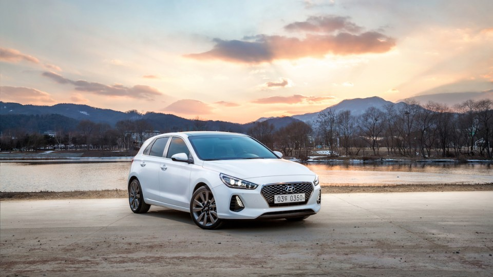 2017 Hyundai i30 Preview Drive | An Introduction To Hyundai's New Small Hatch Challenger