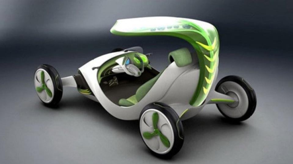 YeZ electric car concept