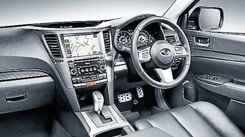Subaru Liberty 2.5i