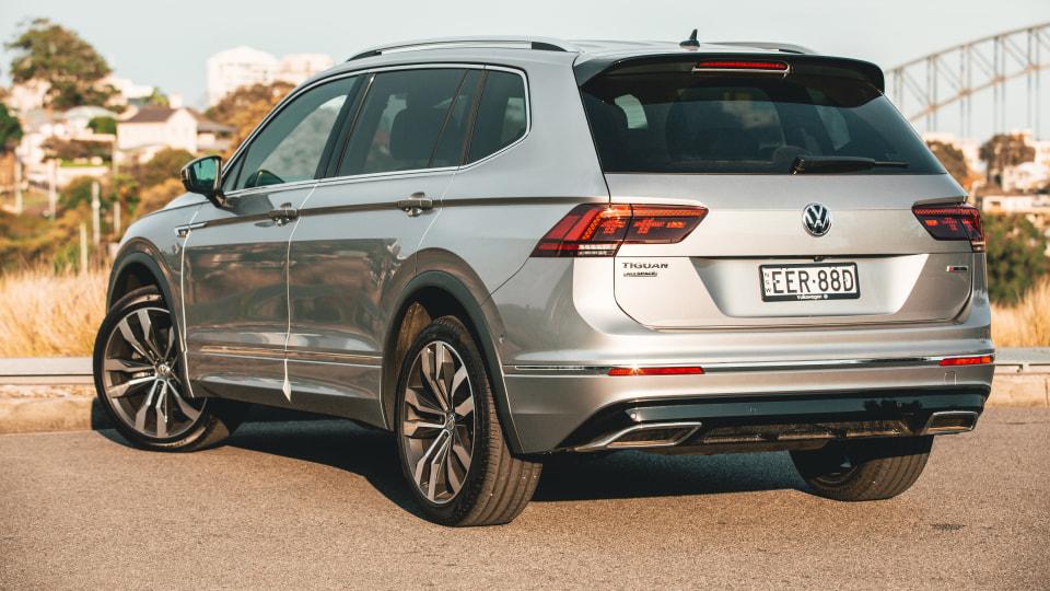 2020 Volkswagen Tiguan Allspace 162TSI Highline review-0