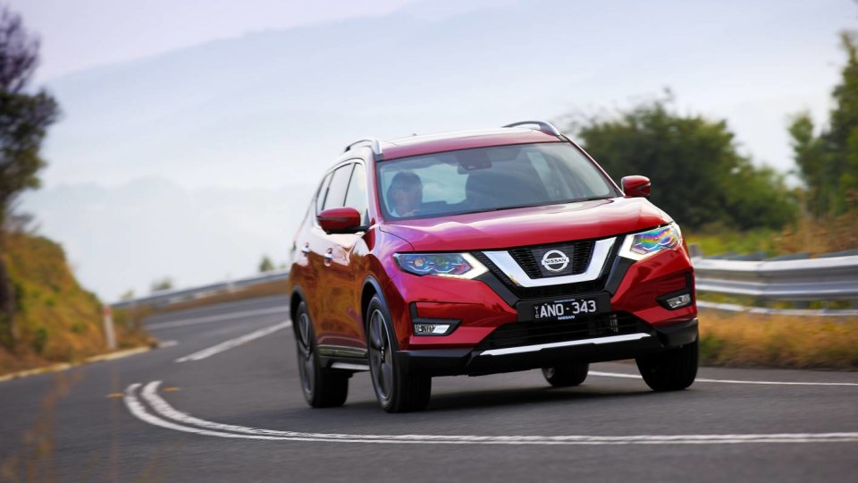2017 Nissan X-Trail - Price And Features For Australia