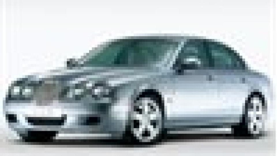 Jaguar S-type V8 1999-2008