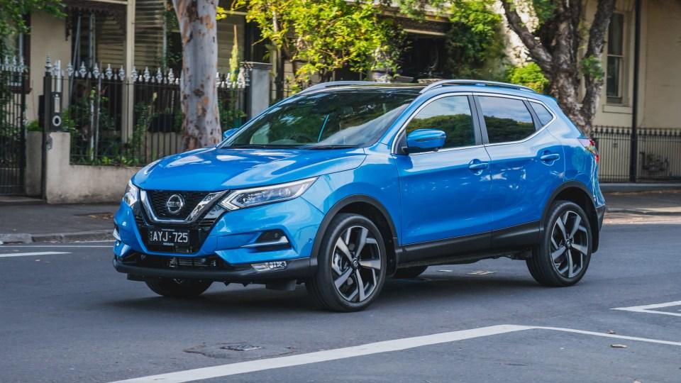 2019 Nissan Qashqai Ti review