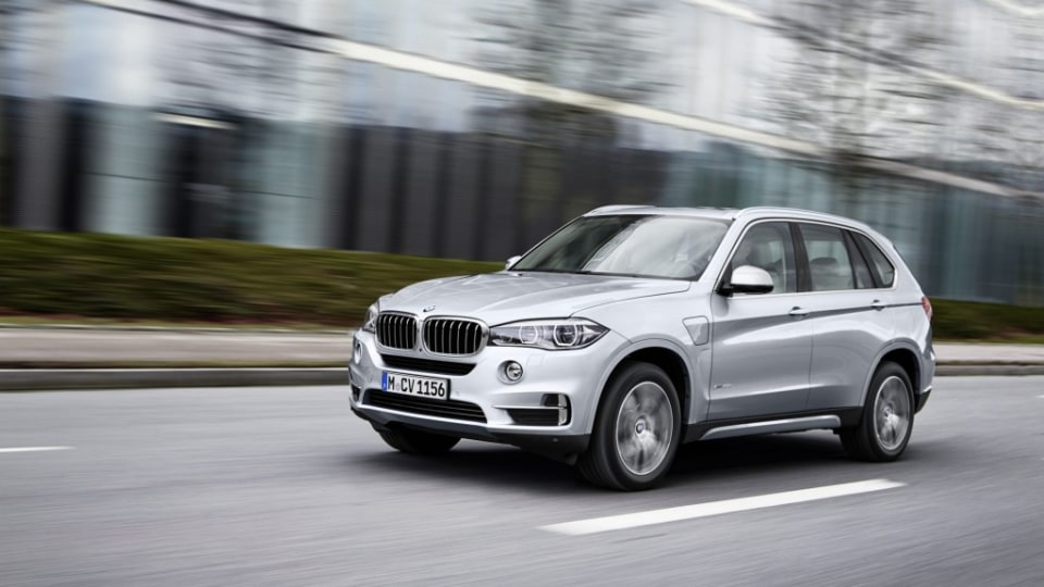 BMW has defended its record in the wake of Volkswagen's emissions scandal.