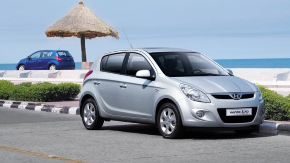 Hyundai i10 And i20 Australian Release Delayed By Exchange Rate Issues