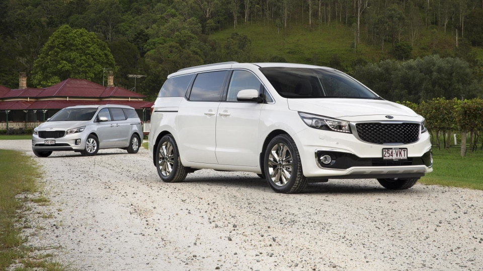 2017 Kia Carnival Recalled Over Brake Issues