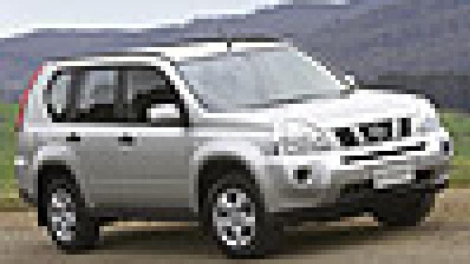 Nissan X-Trail ST