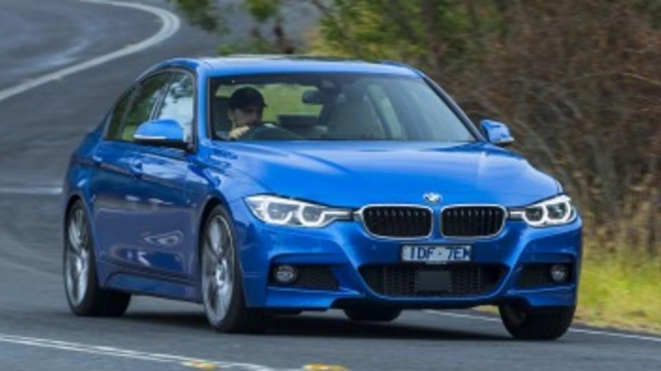 Mid-size luxury comparison test: BMW 330i