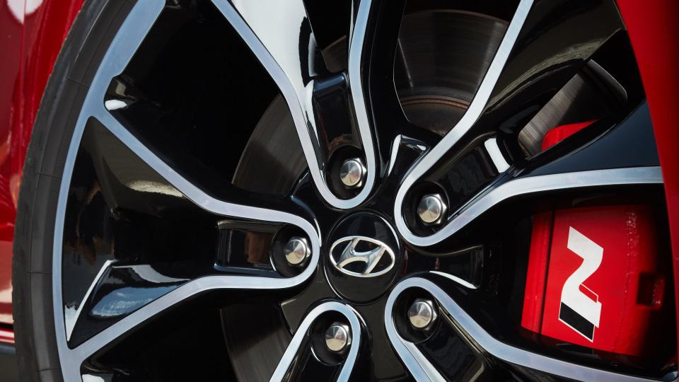 Hyundai i30N  2018  Review