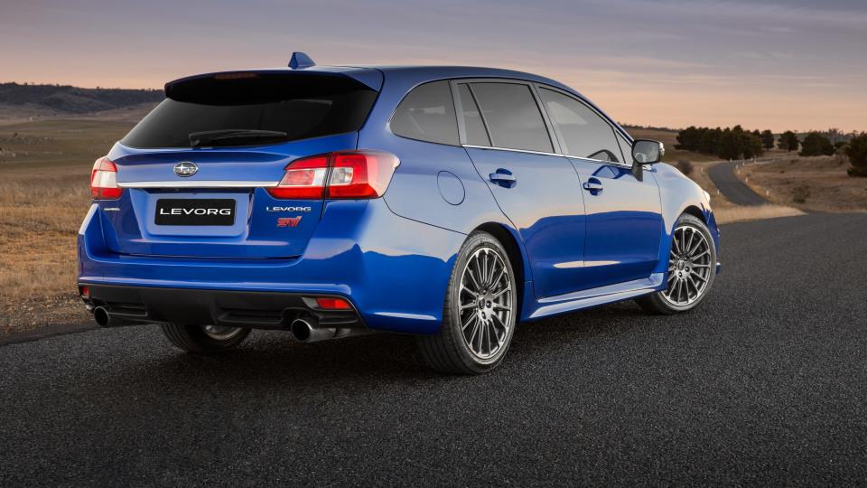 Subaru Levorg STI