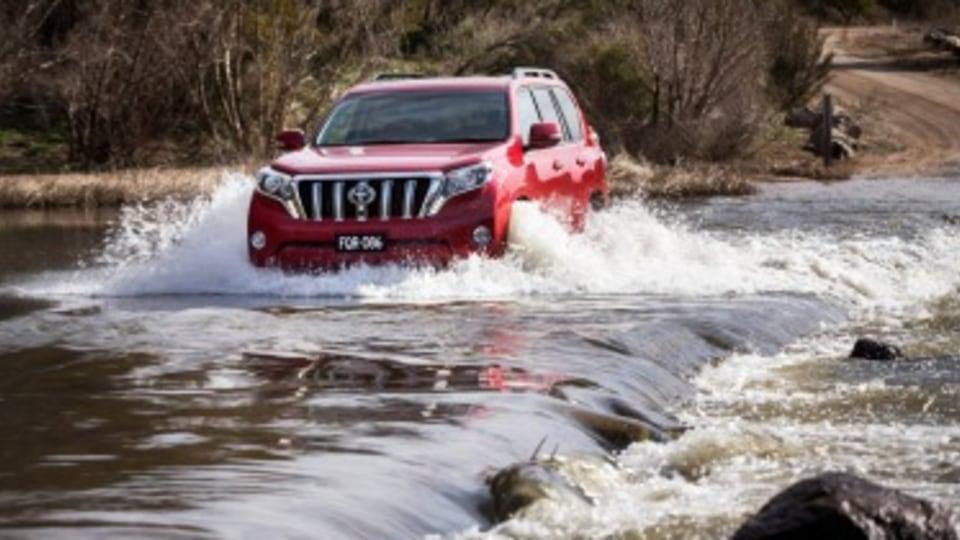 2015 Toyota Prado Kakadu first drive review