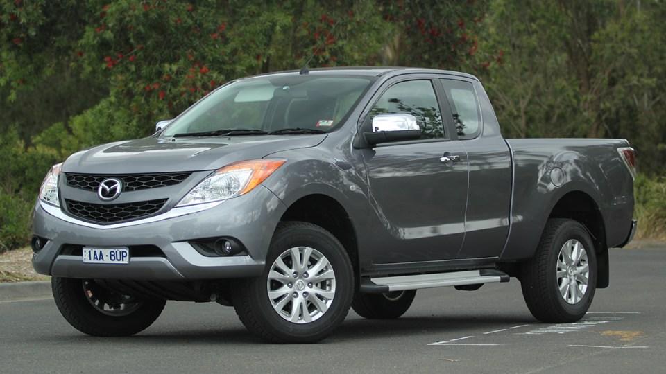 Mazda BT-50 Recalled Over Automatic Transmission Sensor Failure