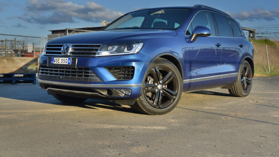 2017 Volkswagen Touareg Wolfsburg Edition Review – Aging SUV Gets Some New Claws