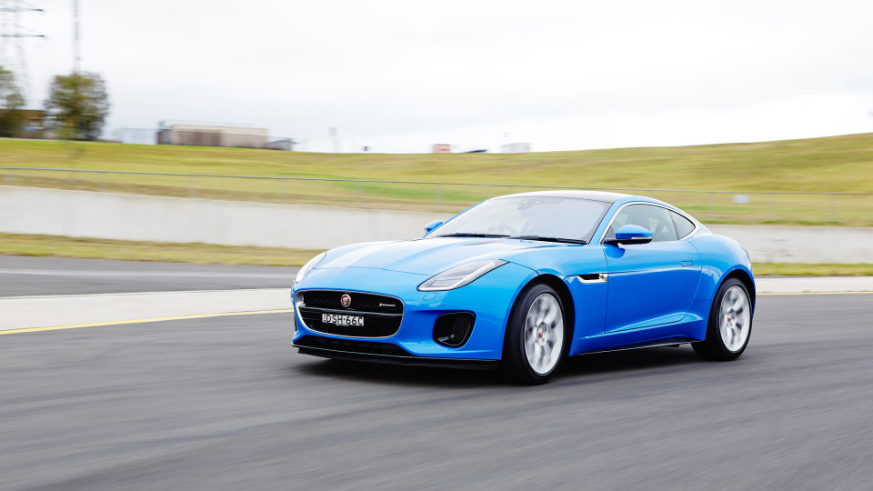 2018 Jaguar F-Type Four-Cylinder - Price And Features For Australia