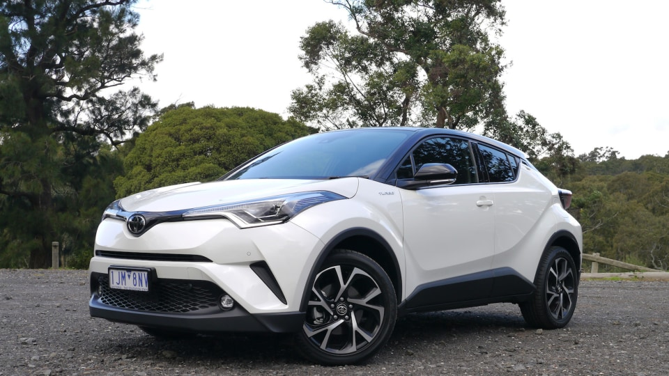 2017 Toyota C-HR Koba AWD Review | Style That's Wild Hides Manners More Mild