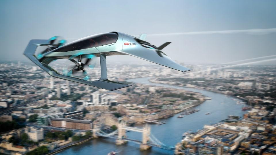 Aston Martin reveals luxury drone