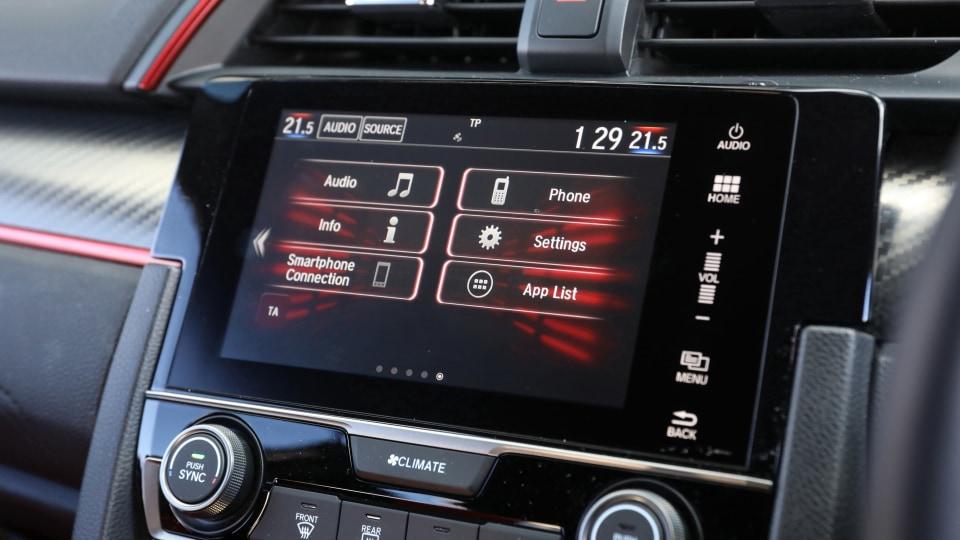 2019 Honda Civic Type R review-3