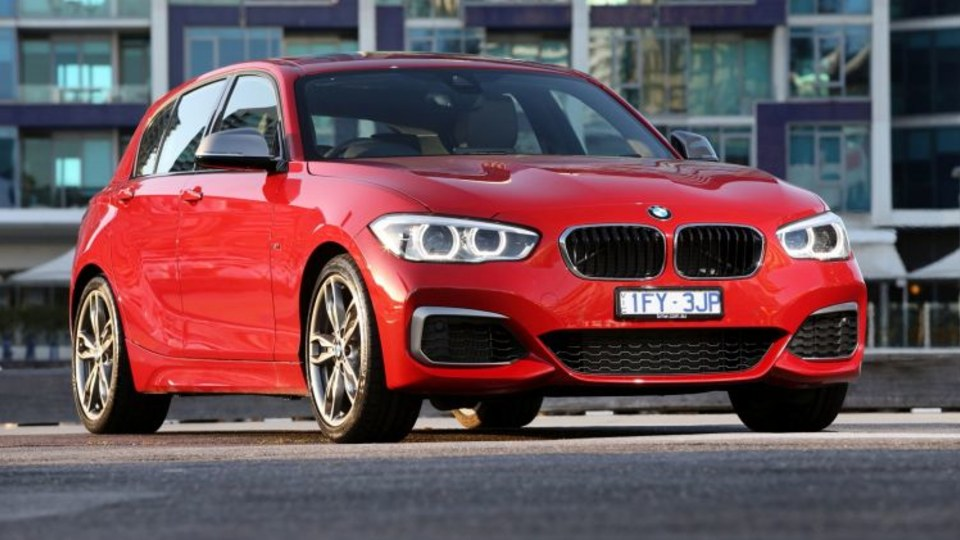 BMW is offering a special Performance Edition of its M140i.