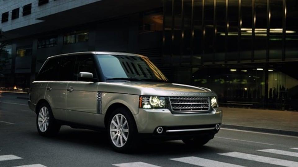 2010 Range Rover Vogue On Sale In UK In July, Australia In September