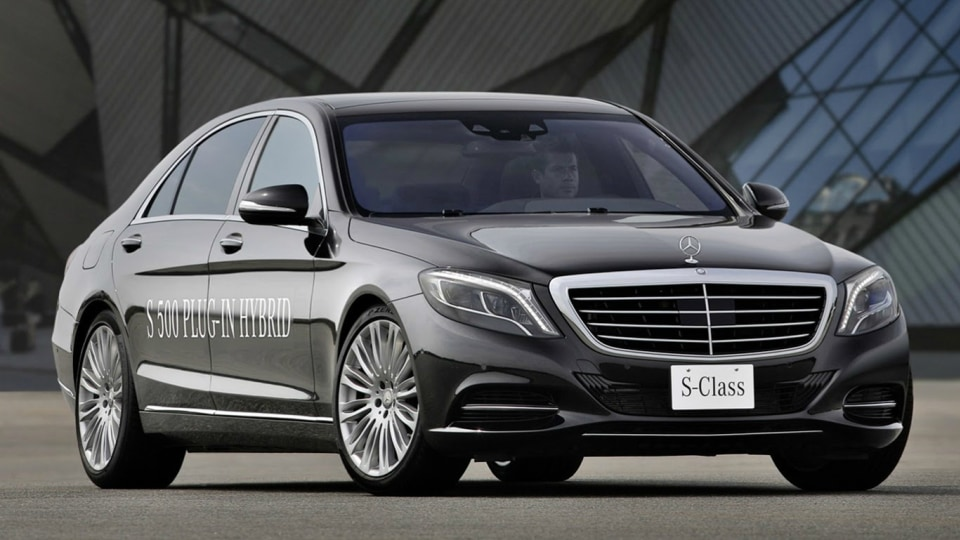 2014 Mercedes-Benz S500 Plug In Hybrid Announced, Drinks Less Than A Prius