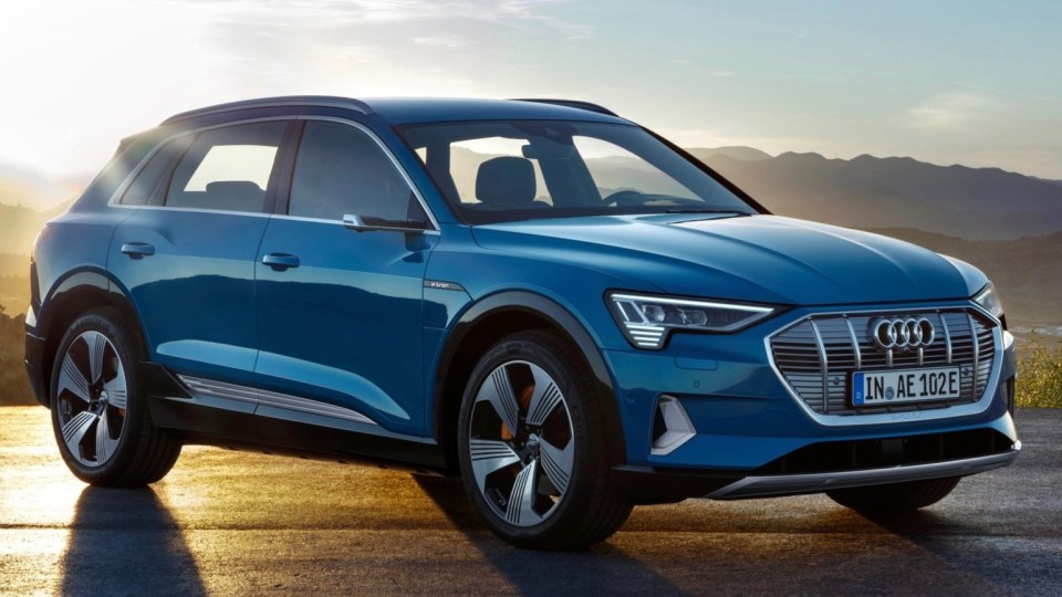 Why Audi claims to make the coolest electric car