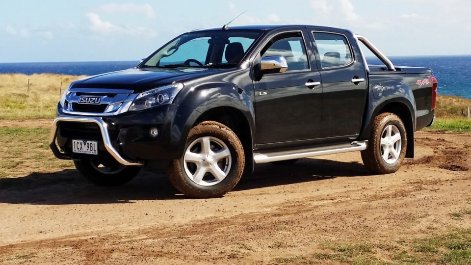 2015 Isuzu D-Max Review: LS-U 4X4 Crew Cab Ute – Go On, Try And Bust It…