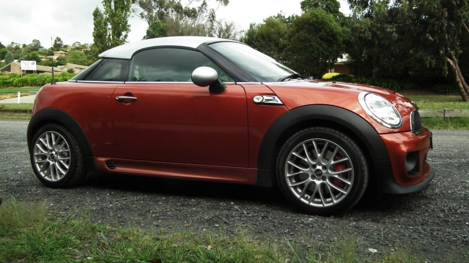 Mini John Cooper Works Coupe and Mini Cooper S Roadster Review
