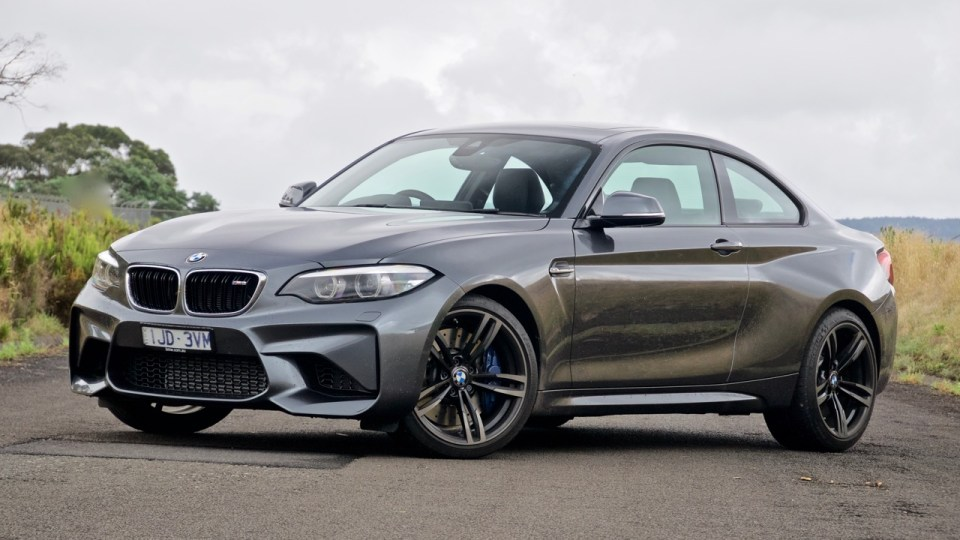 2018 BMW M2 Pure Review